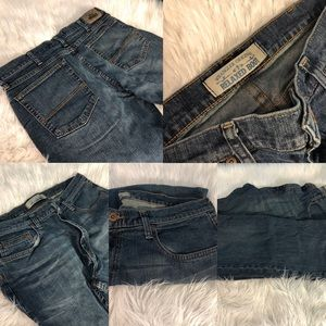Wrangler Relaxed Boot Jeans